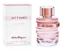 Парфюмерия женская Salvatore Ferragamo Attimo L`Eau Florale EDT 100 ml