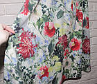 Невероятное платье в цветы 2019 Неймовірна сукня у квіти 2019, фото 6