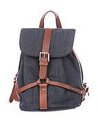 Рюкзак женский DIESEL цвет джинсовый размер - арт X03033P0232H5527