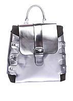 Рюкзак женский DIESEL цвет серебристый размер - арт X04324PS068T9002