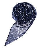 Платок унисекс DIESEL цвет темно-синий- серый размер Универсальный арт 00STCI0NAMY86G