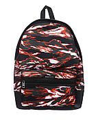 Рюкзак мужской DIESEL цвет черно-оранжевый размер - арт X03785P0151H6088