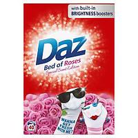 Стиральный порошок Daz автомат, для белых и цветных вещей, 40 стирок (2600г.)