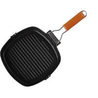 Сковорода для гриля 28 см A-PLUS GP-1495