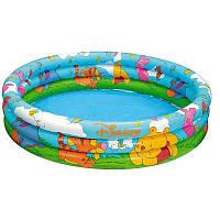 Intex Бассейн надувной детский 58915 (6) размером 147х33см