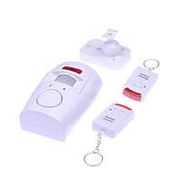 Сигнализация Remote Controlled Mini Alarm D1021