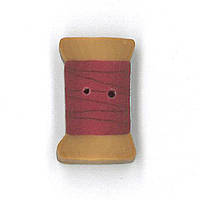Пуговицы Just Another Button Company Small Cherry Red Spool