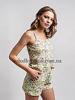 Комбінезон жіночий ELLEN літній Сонячні Квіти 231/001