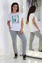 Жіноча футболка Тукан 0211