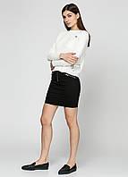 Юбка женская DIESEL цвет черничный размер 24 26 27 арт 00SXH9R46A8