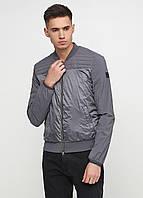 Куртка мужская BOSIDENG цвет серый размер L арт S08ITM717