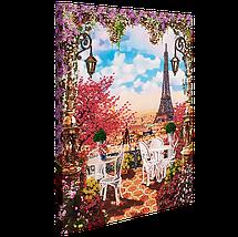 """Набор для вышивания бисером """"Весна в Париже """", фото 2"""