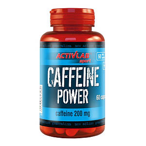 Кофеин Activlab Caffeine Power 60 caps