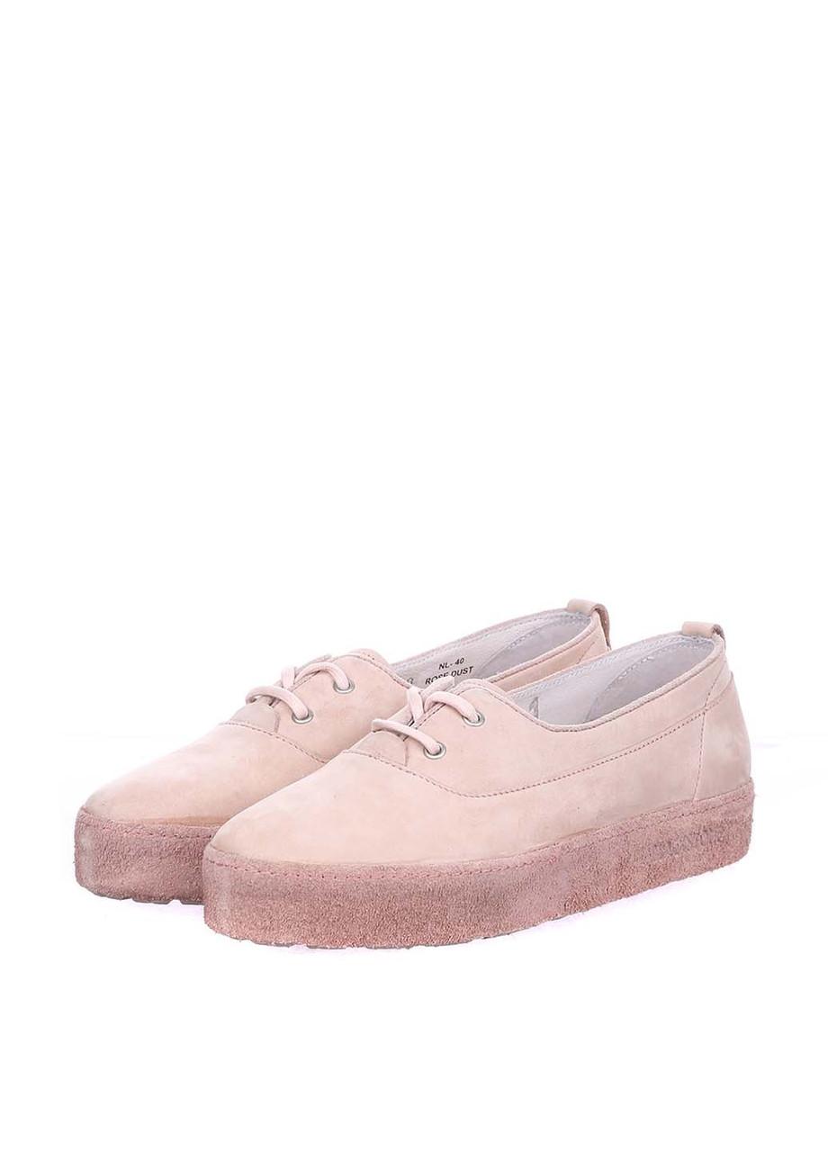 (Уценка) Эспадрильи женские Blackstone цвет бледно-розовый размер 41 арт (УЦ)NL40, фото 1