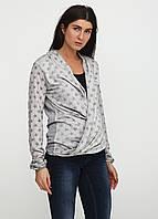 Тонковка женская M.O.D цвет серо-черный размер S арт AU16-LO241, фото 1