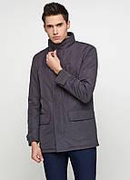 Куртка мужская GEOX цвет темно-серый размер 46 арт M6420HT0351F1069