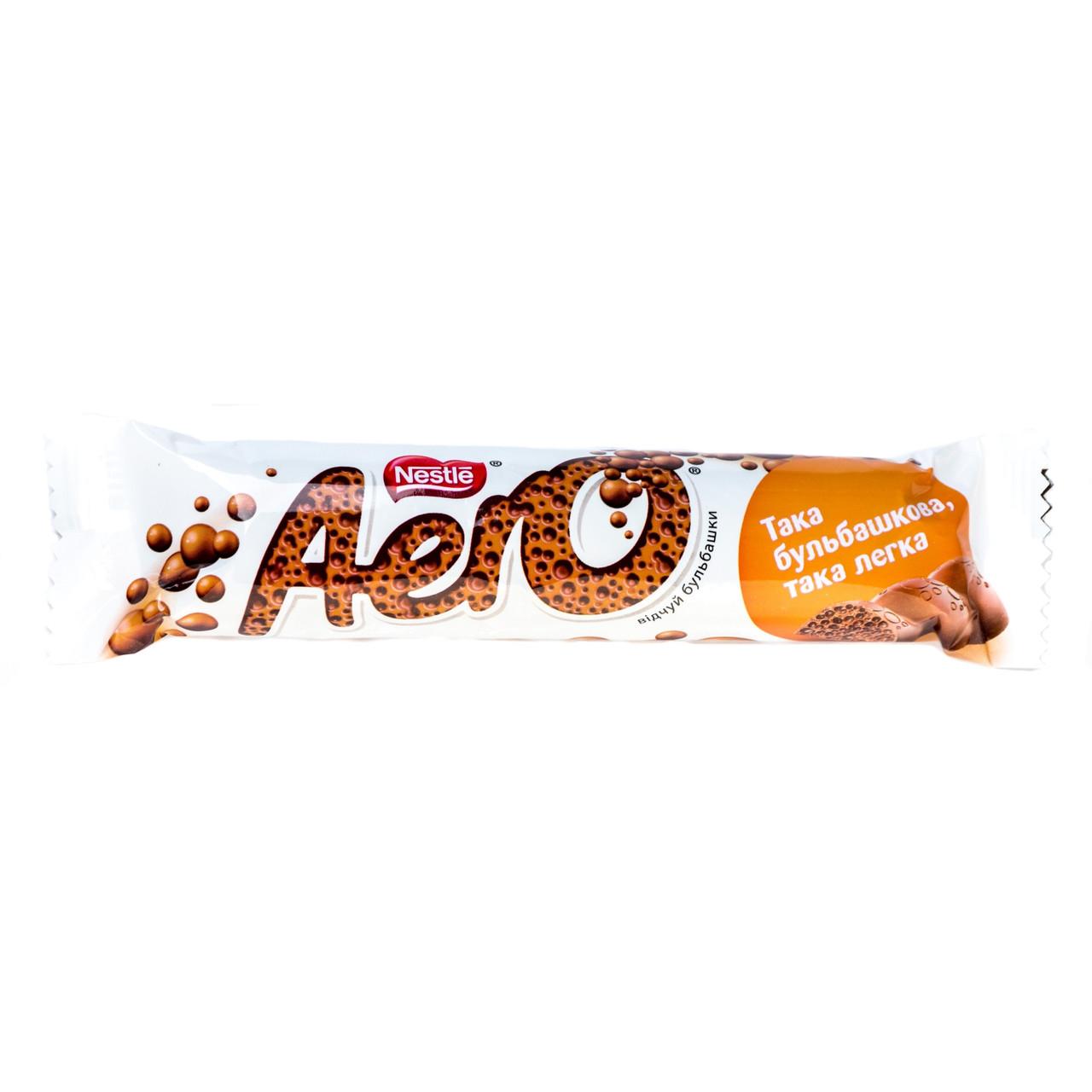 Шоколад Aero Аэро пористый молочный 30 g x 30шт в упаковке
