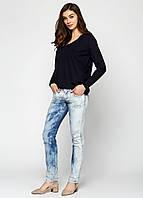 Джинсы женские DIESEL цвет голубой размер 26/30 арт 00C23S21, фото 1
