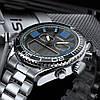 SINOBI 9731 Dual Дисплей Цифровые часы Мужские хронографы светящиеся Дисплей Часы Мода На открытом воздухе Часы - 1TopShop, фото 4
