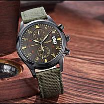 MEGIRML2021GМужскиечасыМногофункциональныйхронограф Кварцевые часы Полный календарь Спортивные часы - 1TopShop, фото 2