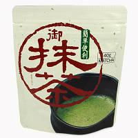 Матча - японский зеленый чай, 40 г.