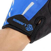 Лямбда велосипедные перчатки половина Finger перчатки велосипед горы велосипеда оборудования - 1TopShop, фото 3