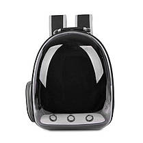 Собака Кот Прозрачная космическая капсула Breathable Shoulder Сумка Pet вне путешествий Портативный переносной рюкзак - 1TopShop, фото 2