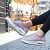 Mesh Rocker Sole Shoes Женское Breathable Light Casual Sport На открытом воздухе Обувь - 1TopShop, фото 6