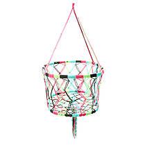 Подвеснаядетскаяколыбельнаягамакдляребенка Крытая корзина Swing На открытом воздухе - 1TopShop, фото 3