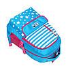 7-15 лет подросток случайные студенты Nylon рюкзак большой емкости прочный Школа Сумка - 1TopShop, фото 4