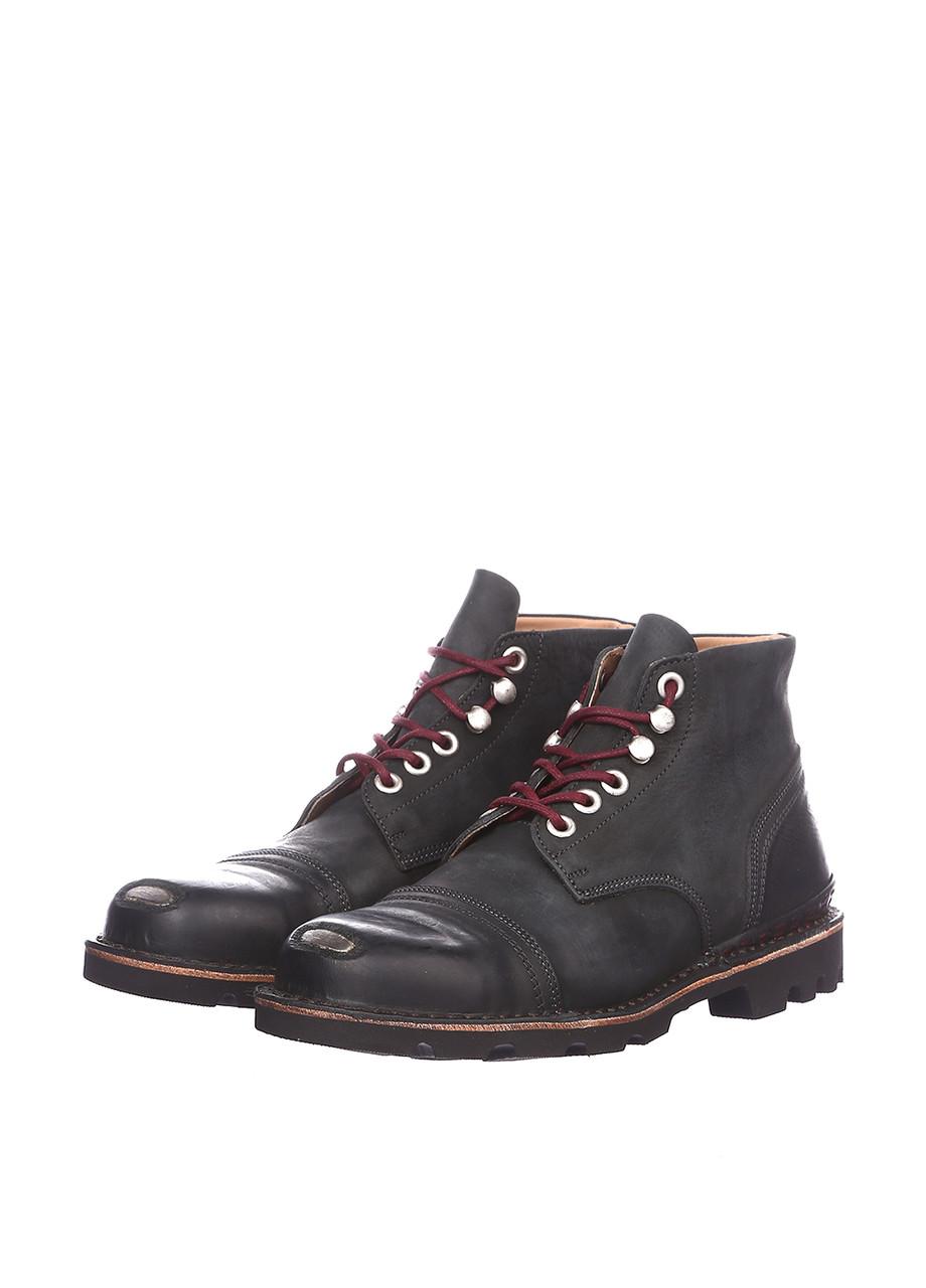 Ботинки мужские Diesel цвет черный размер 45 арт Y01485PR105T6057