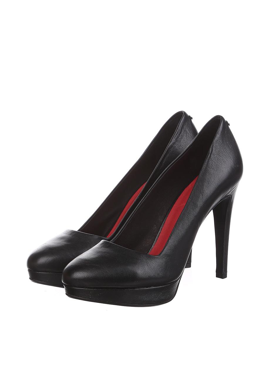 Туфли женские Diesel цвет черный размер 41 арт Y00625PR472T8013