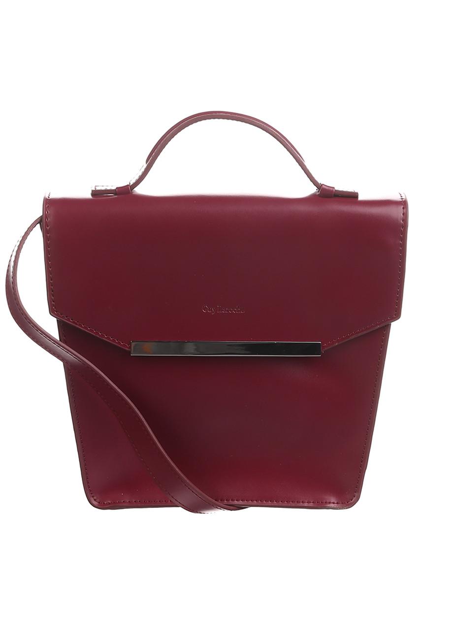Сумка женская Guy Laroche цвет бордовый размер - арт 20705BAB80501