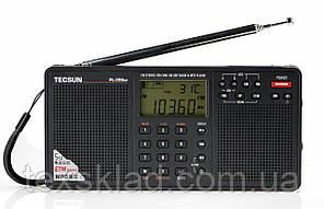 Цифровий радіоприймач всехвильовий з MP3-плеєром Tecsun PL-398MP