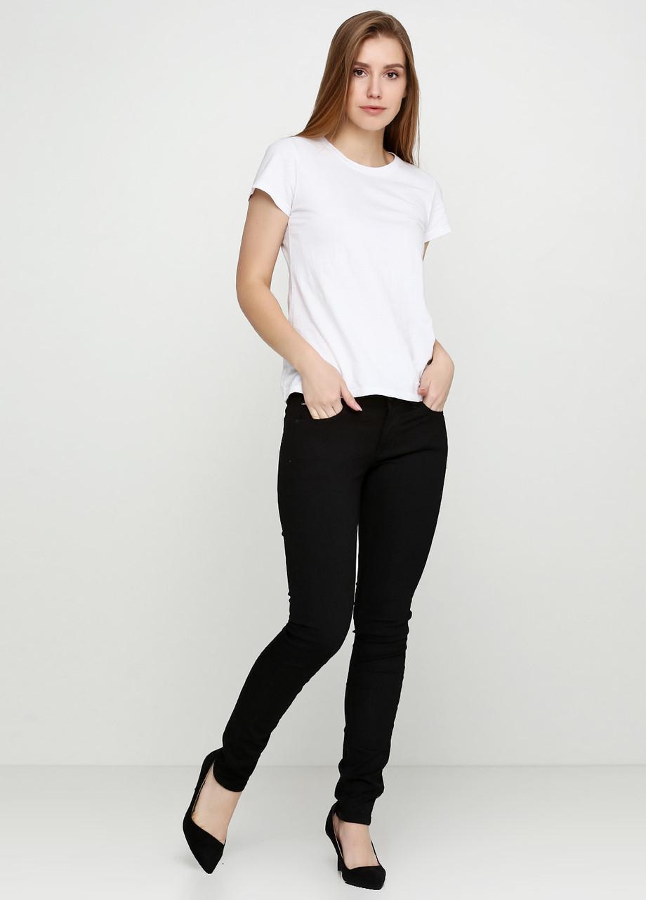 Джинсы женские TOMMY HILFIGER цвет черный размер 26/32 арт 1657664217945, фото 1