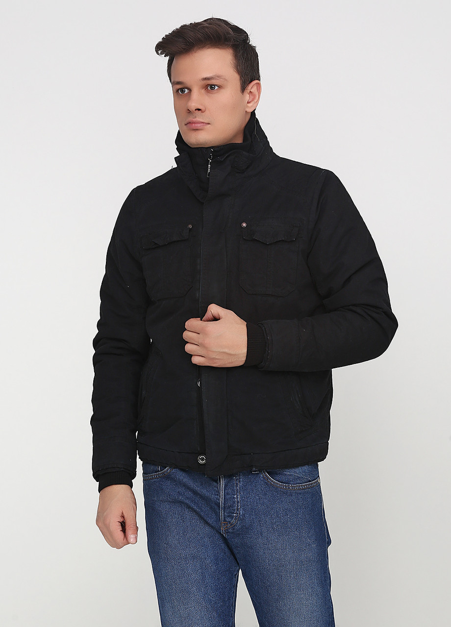 (Уценка) Куртка мужская M.O.D цвет черный размер М арт (УЦ)AU14-JA531