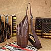 МужчиныВодонепроницаемыМаслоВосковойсундукСумка Мода для отдыха на плече Сумка - 1TopShop, фото 2