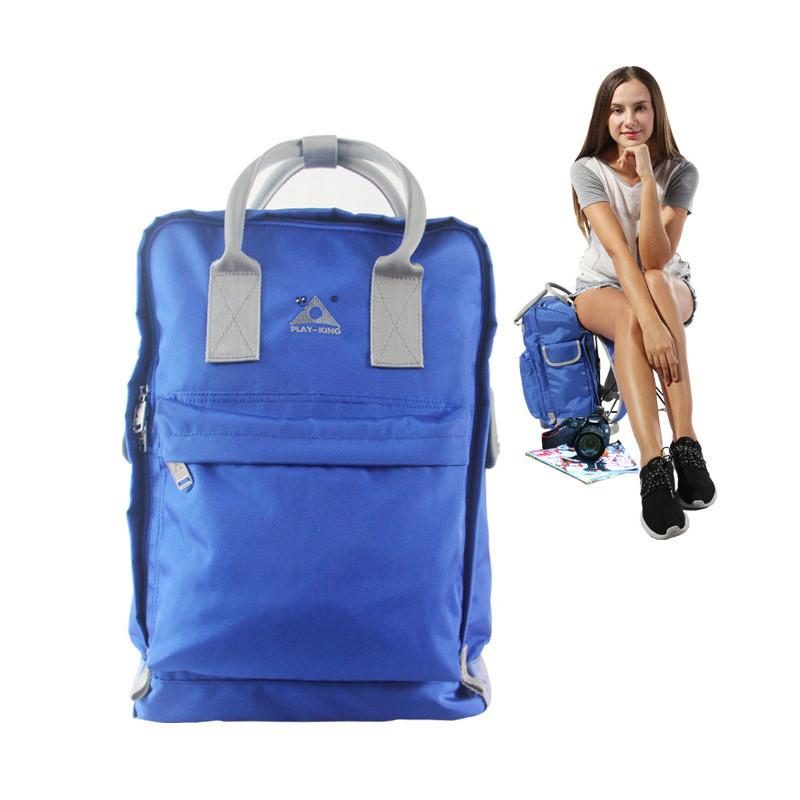 IPRee®20LНаоткрытомвоздухеКемпинг Рюкзак для путешествий Водонепроницаемы Плечо Сумка со складным креслом - 1TopShop
