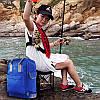 IPRee®20LНаоткрытомвоздухеКемпинг Рюкзак для путешествий Водонепроницаемы Плечо Сумка со складным креслом - 1TopShop, фото 6