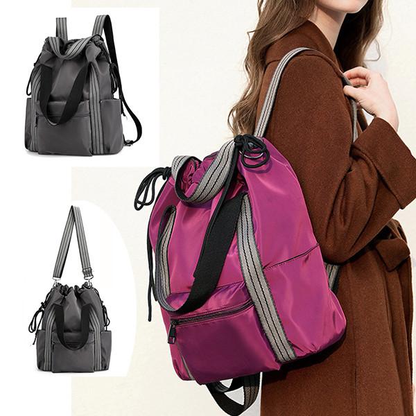JINQIAOER Женское Многофункциональный повседневный рюкзак Casual Crossbody Сумка - 1TopShop