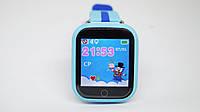 Умные детские часы Smart Baby Watch Q100 с GPS трекером