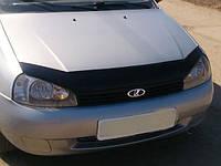 Дефлектор капота (мухобойка) Lada Kalina с 2004 г.в.