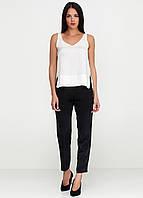 Штаны женские Maison Scotch цвет черный размер XS арт 102010-16-FWLM-C83