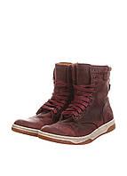 Ботинки мужские Diesel цвет бордовый размер 40 42 арт Y01040P0715T5015, фото 1