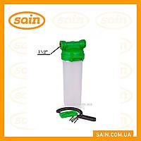 """Фильтр 1\2"""" FST412 для теплотехники, водонагревателей,стиральных , посудомоечных машин и питьевых систем."""