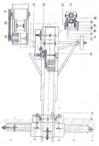 Вал ЗП 02.617, фото 2