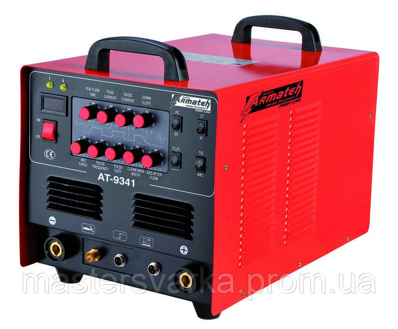 Сварочный аргонодуговой инверторный аппарат ARMATEH AT9341 TIG AC/DC