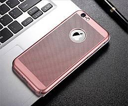 Чехол Baseus Breath Case для iPhone 7 (Rose Gold), фото 3