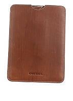 Чехол для планшета унисекс DIESEL цвет коричневый размер 21*15 арт X02592PS679T7364