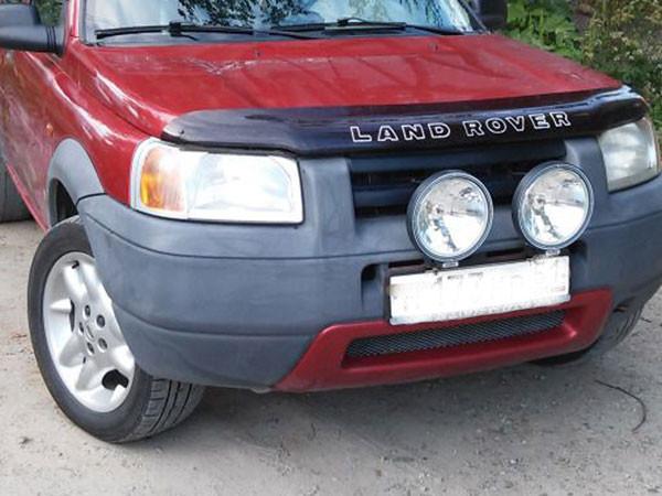 Дефлектор капота (мухобойка) Land Rover Freelander c 1997-2006 г.в